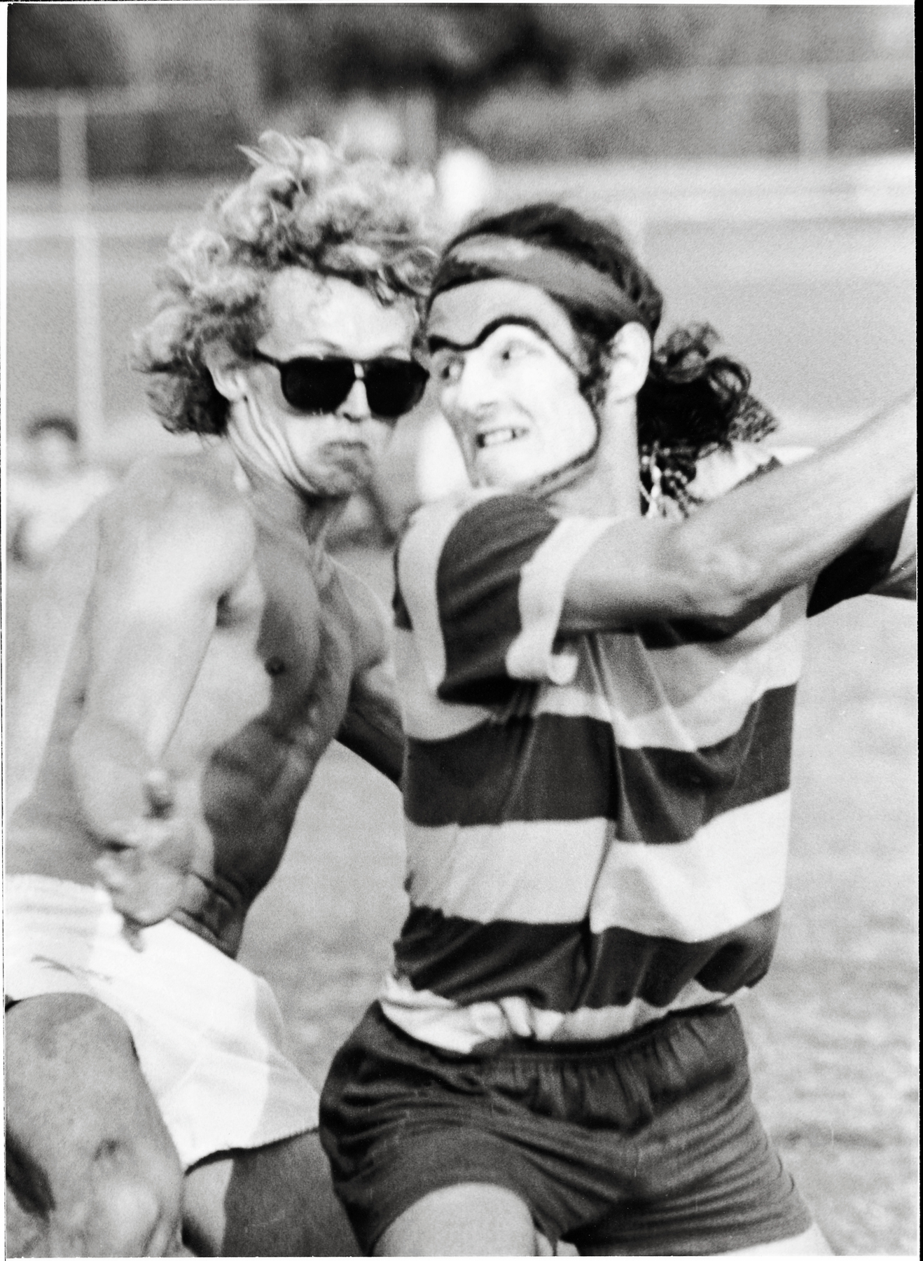 '79 Dan Weiss & Steve Rieck