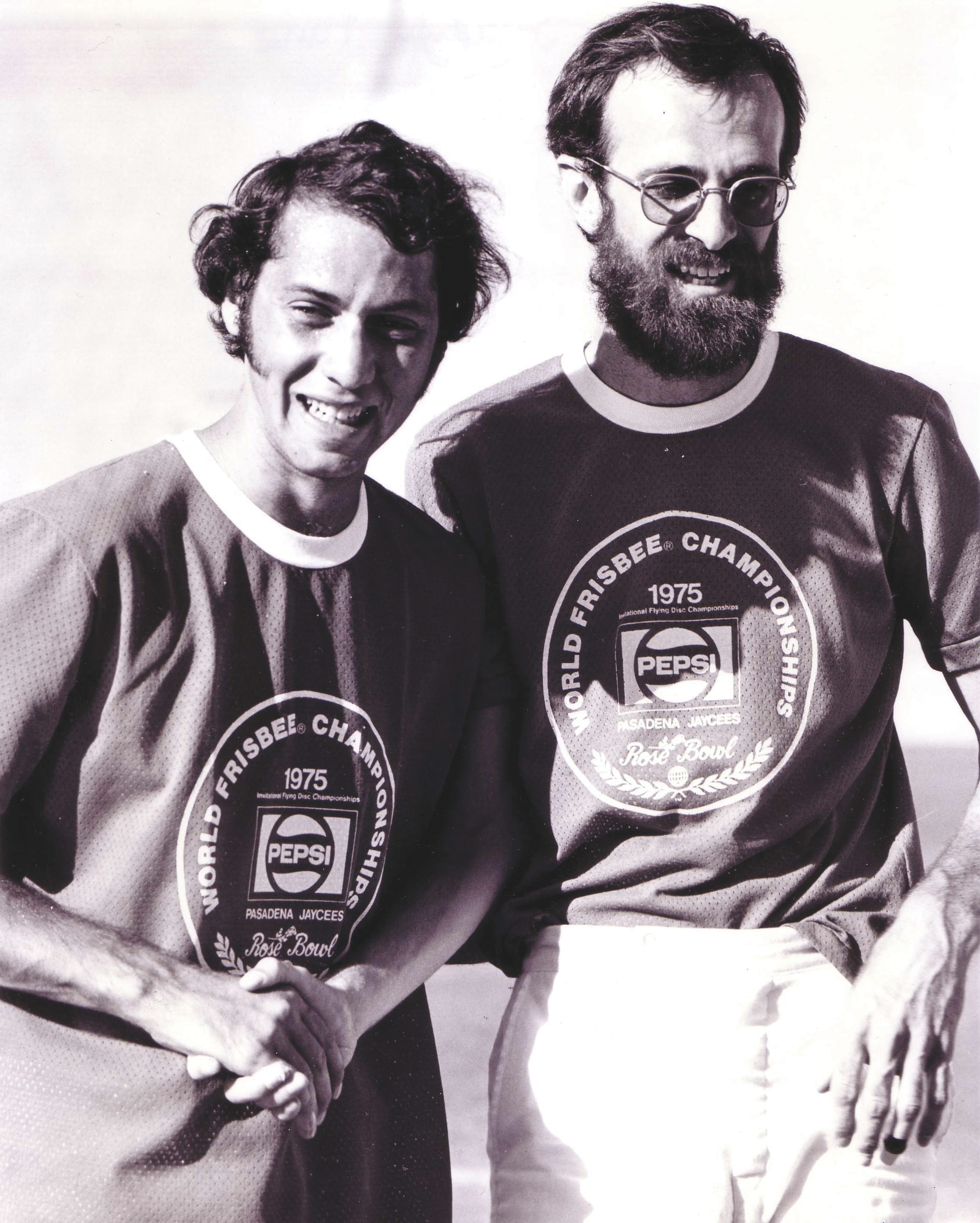 '75 Irv Kalb & Dan Roddick